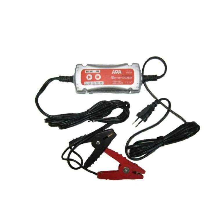 شارژر باتری خودرو و موتور برقی مدل 2